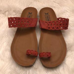 Mephisto Sandals NWOT